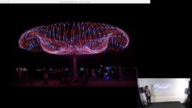 Burning Man, 200 servos and a giant disco ball, by Gustaf Josefsson of Makerspark