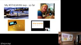 """STHLMHW youtube videos"" by Linda Krondahl of Things and Sune Kaae of Veryday"